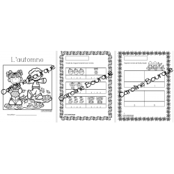 Cahier exercices automne