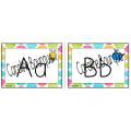 Affiche lettre alphabet version 2