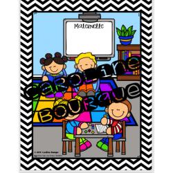 Agenda pour l'élèves version 1