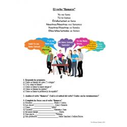 Curso de español para principiantes - Curso 1