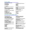 Compréhensions orales B2 - Questionnaires