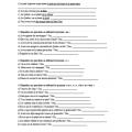 Les pronoms compléments - théorie et exercices