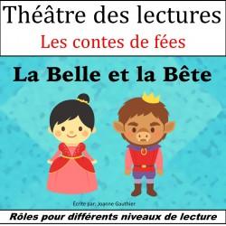 Théâtre des lectures: La Belle et la Bête