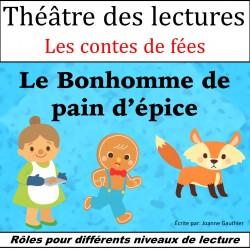 Théâtre: Le Bonhomme de pain d'épice
