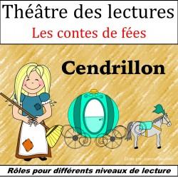 Théâtre des lecteurs - Cendrillon