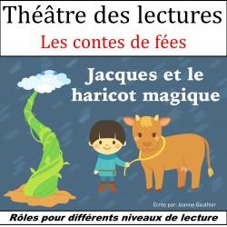 Théâtre: Jacques et le haricot magique
