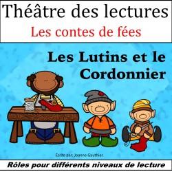 Théâtre: Les Lutins et le Cordonnier