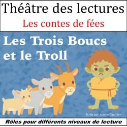 Théâtre: Les Trois Boucs et le Troll