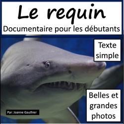 Le requin: livre numérique pour les débutants