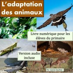 L'adaptation des animaux