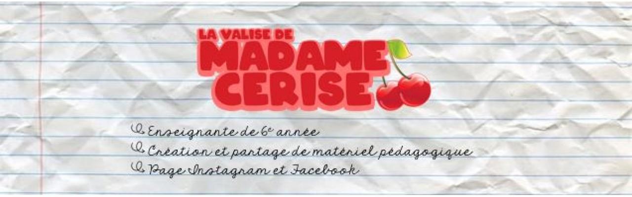 La valise de Madame Cerise