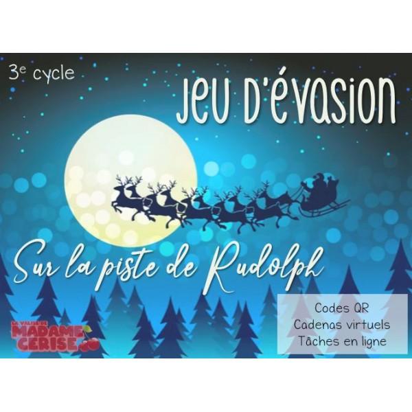 Sur la piste de Rudolph - 3e cycle
