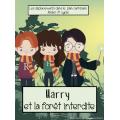 Harry dans la forêt interdite