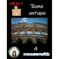 4 mots cachés - Rome antique