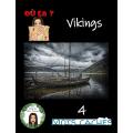 4 mots cachés - Les Vikings