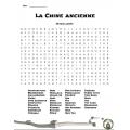 4 mots cachés - Chine ancienne
