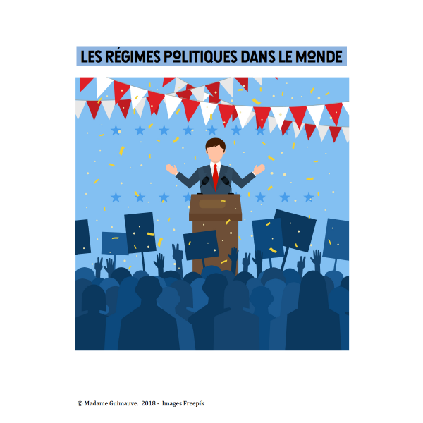 Les régimes politiques - Univers social