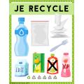 Affiches recyclage et autres