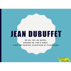 À la manière de Jean DuBuffet