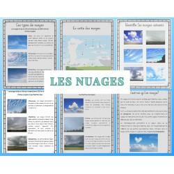 Les types de nuages (sciences)