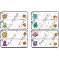 Preschool Tracks - Monsters