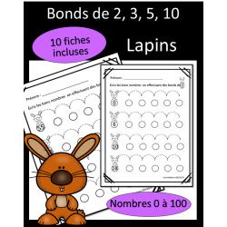 Bonds 2, 3, 5, 10 - Lapins