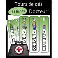 Tours de dés - Docteur