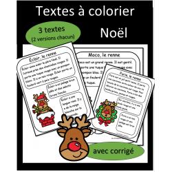 Textes à colorier - Rennes