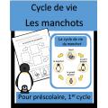 Cycle de vie - Manchot