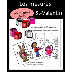 Mesures - St-Valentin