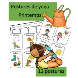 Yoga - Printemps