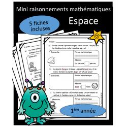 Raisonnement mathématique - Espace