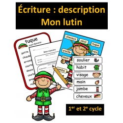 Écriture descriptive - Le lutin