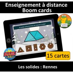 Les solides - Rennes