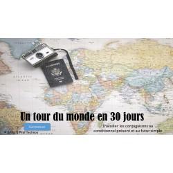 Un tour du monde en 30 jours