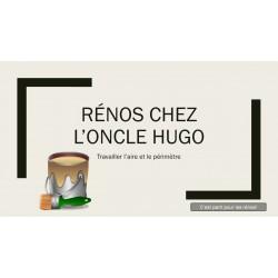 Les rénos chez l'oncle Hugo