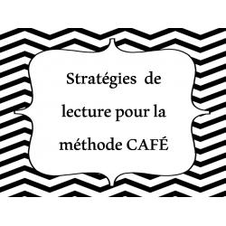 Stratégies pour la méthode CAFÉ