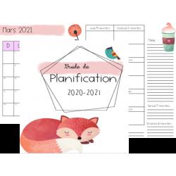 Planificateur  2020-2021