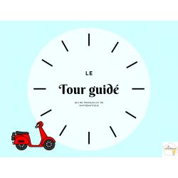 Jeu français mathématique- 3e cycle