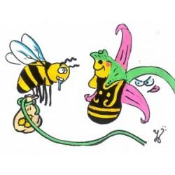 """Jeu pédagogique """"Produits de la ruche"""""""