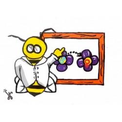 """Jeu pédagogique """"Le déclin des abeilles"""""""