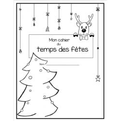 Mon cahier de Noël 3e cycle