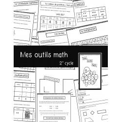 Mon lexique math -2e cycle