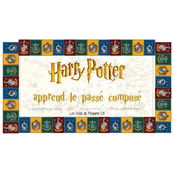 Harry Potter apprend le passé composé