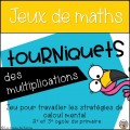 Tourniquets des multiplications