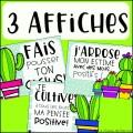 Cultive ton cactus - Affiches et activités
