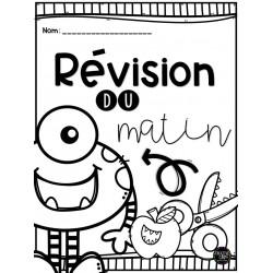 Révision du matin - Rentrée scolaire