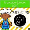 Cuisinier des GN - 2e cycle