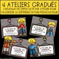 Chantier de la phrase - 2e cycle