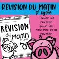 Révision du matin - Cochon - 3e cycle